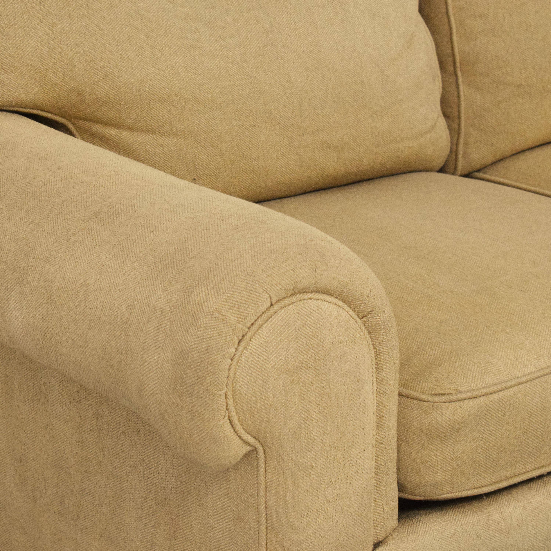 Lee Industries Lee Industries Skirted Sofa pa