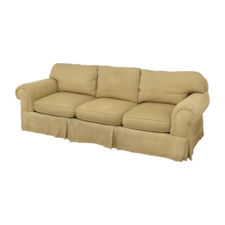 Lee Industries Lee Industries Skirted Sofa nj