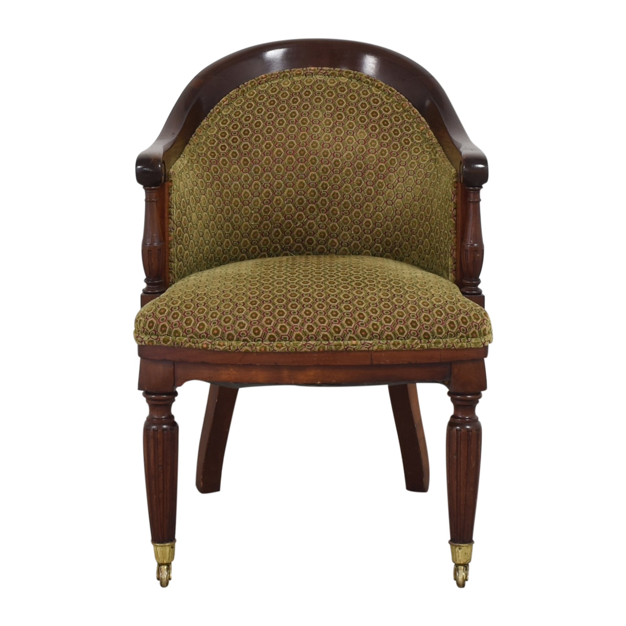 buy Barrel Accent Chair  Accent Chairs