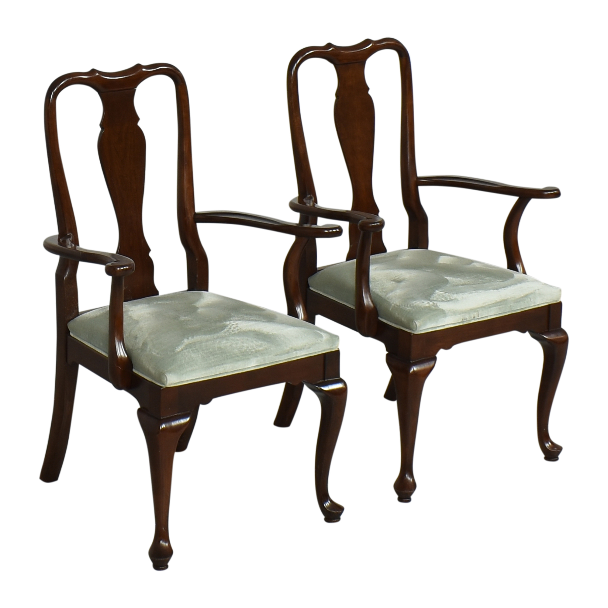 Ethan Allen Ethan Allen Georgian Court Dining Arm Chairs used