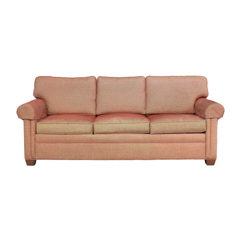 Ethan Allen Ethan Allen Bennett Roll Arm Sofa discount