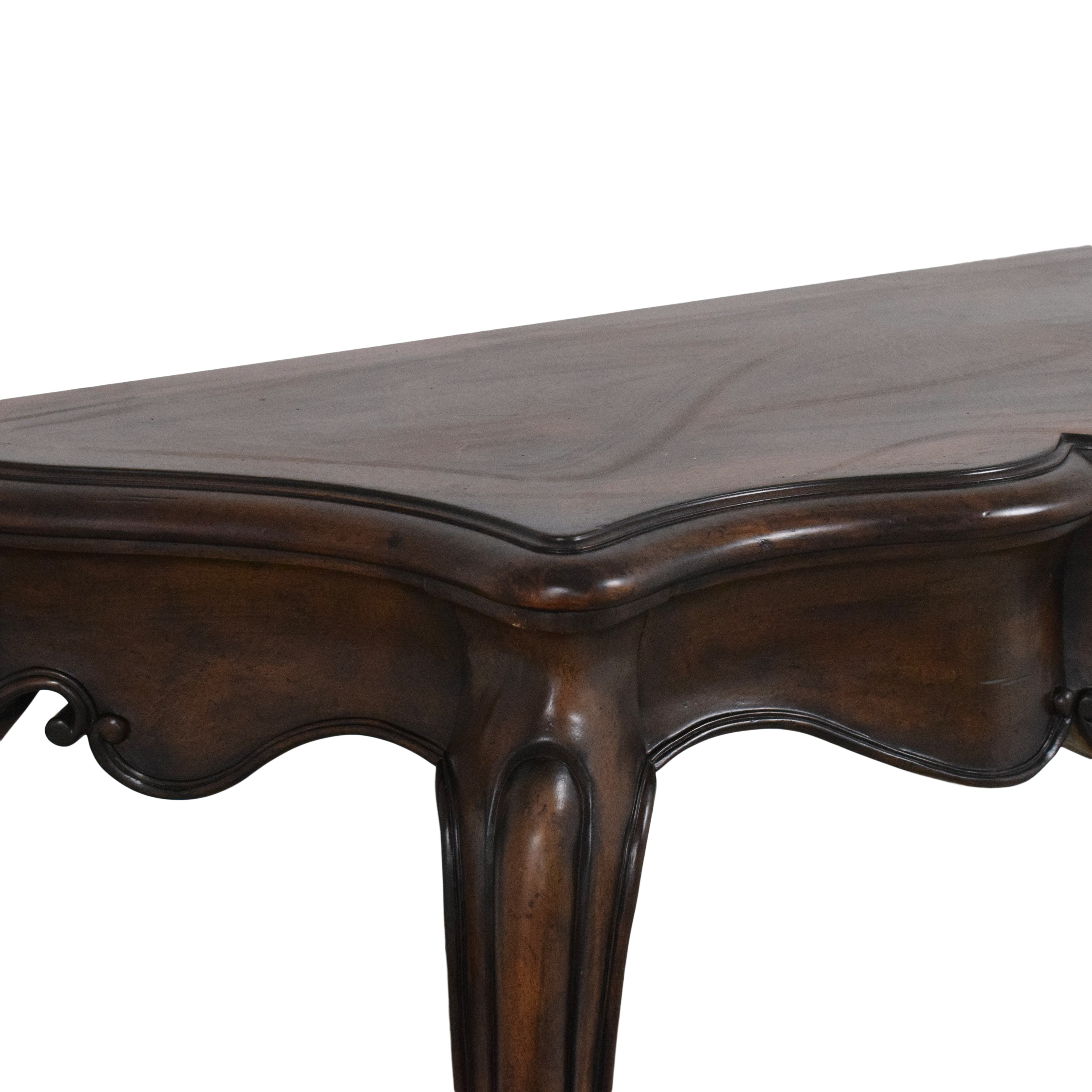 Thomasville Thomasville Hills of Tuscany Console Table for sale