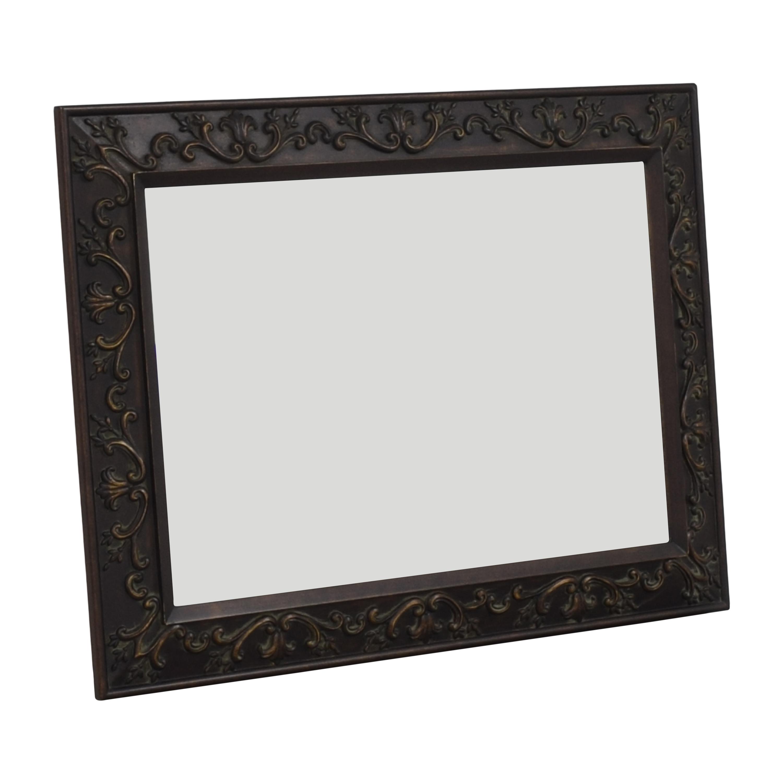 buy Uttermost Framed Wall Mirror Uttermost Mirrors