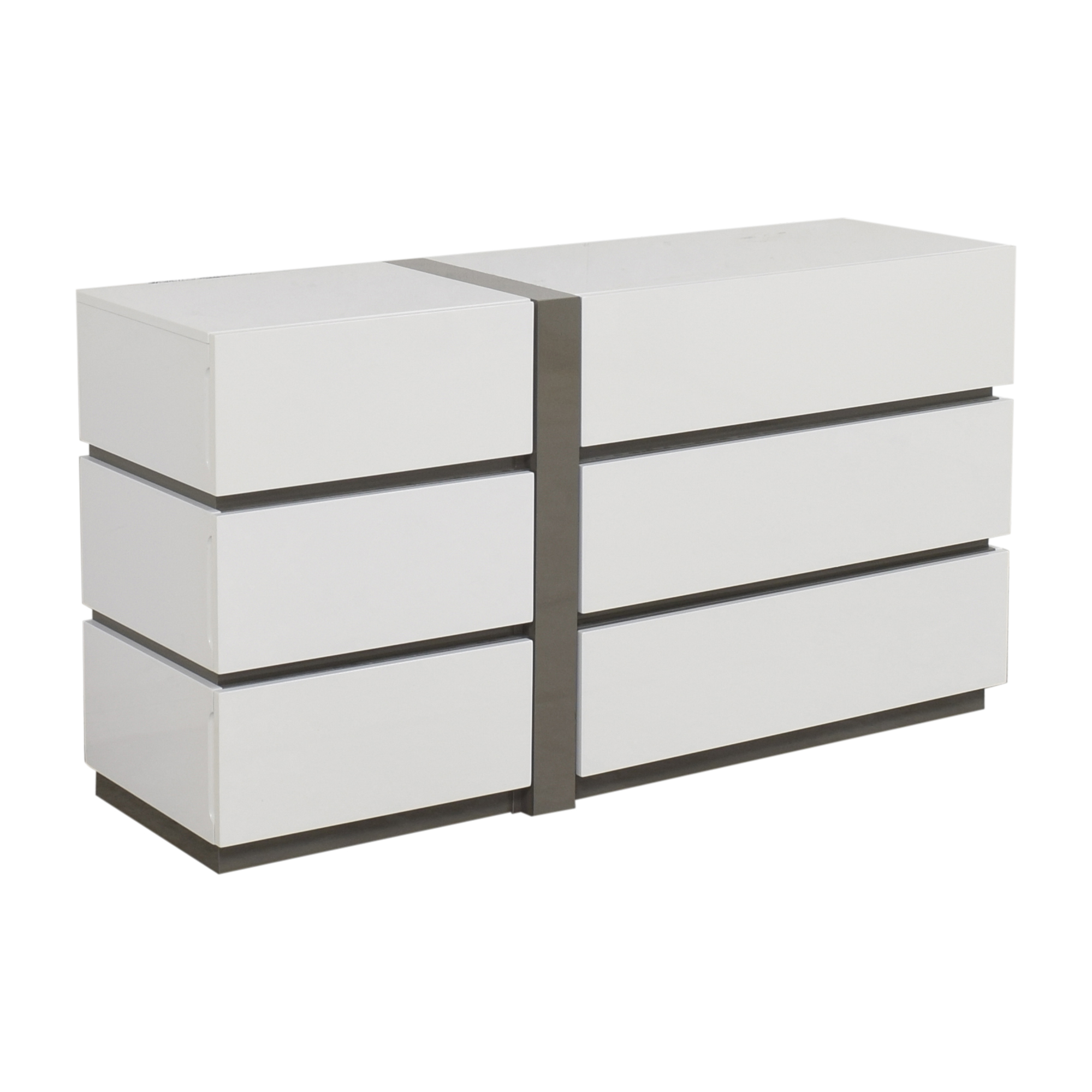 buy Chintaly Imports Manila Six Drawer Dresser Chintaly Imports Dressers