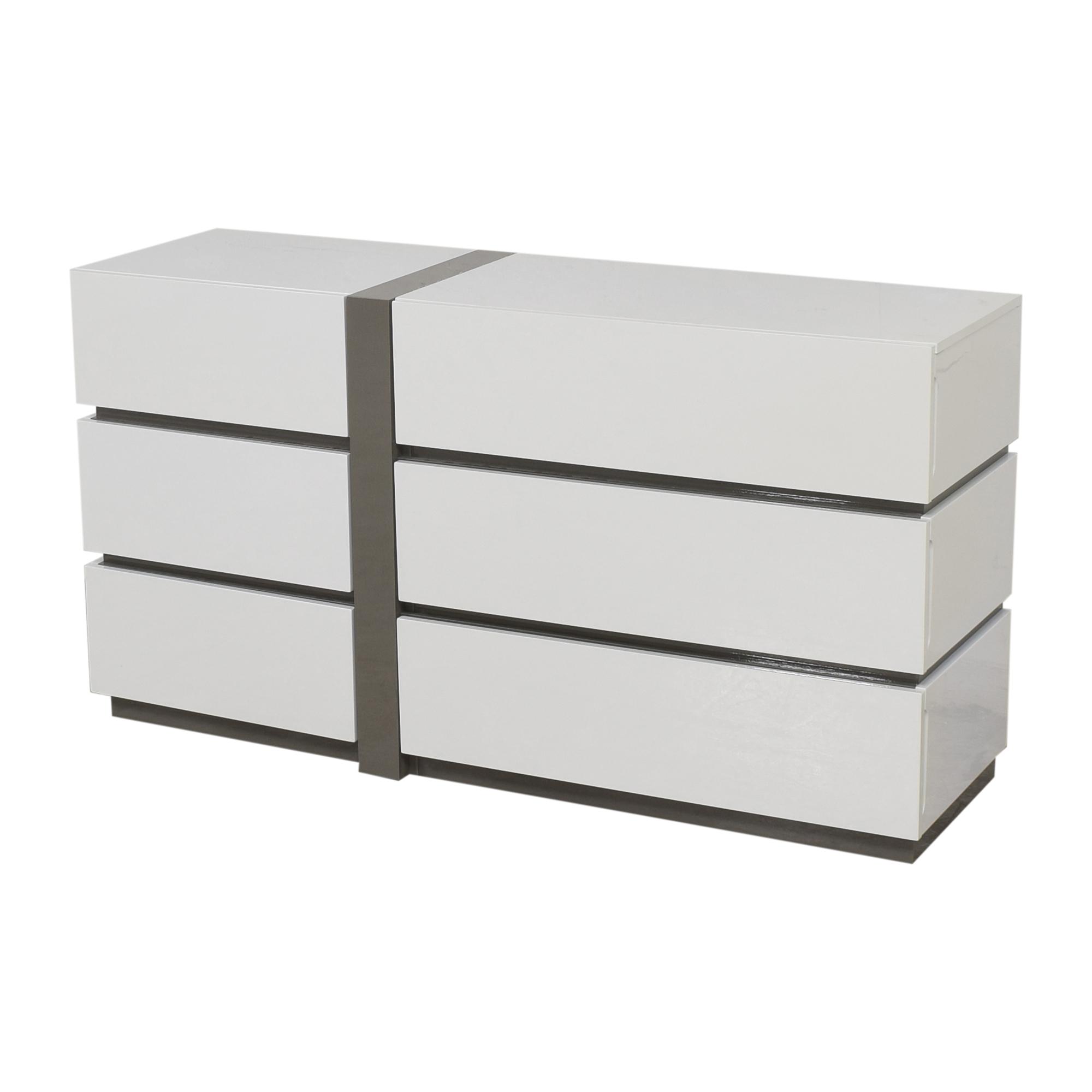 Chintaly Imports Chintaly Imports Manila Six Drawer Dresser ct