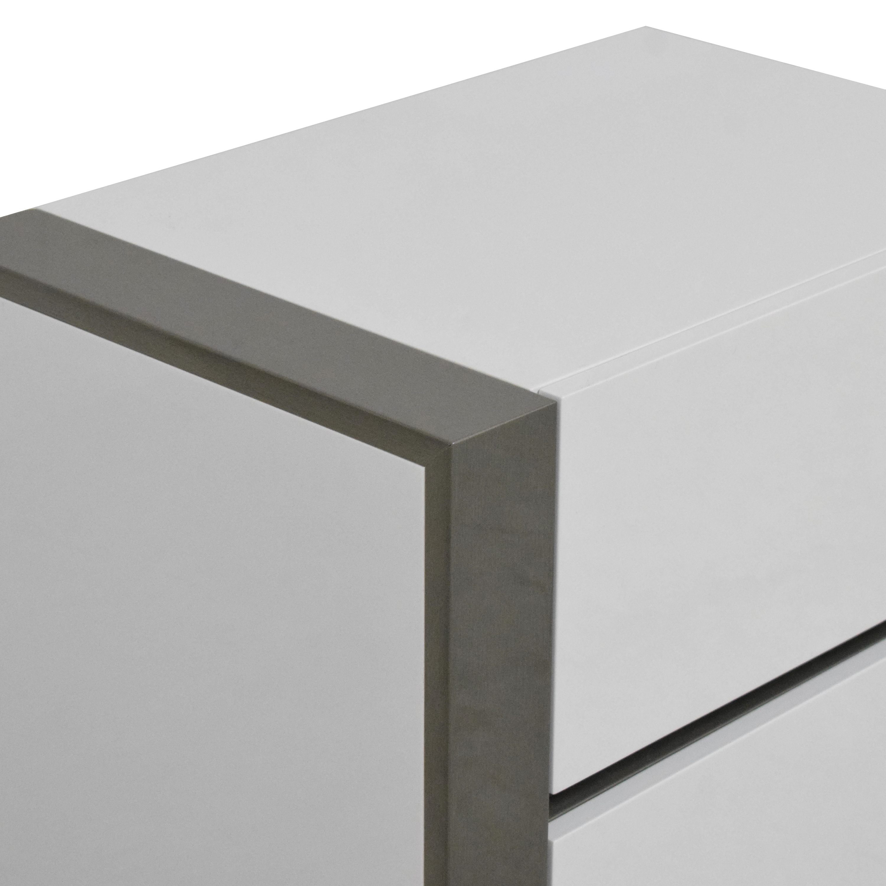 Chintaly Imports Chintaly Imports Manila Left Nightstand dimensions