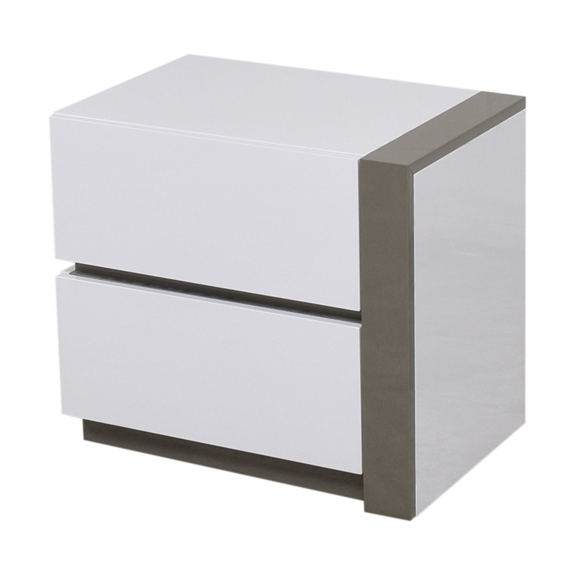 Chintaly Imports Manila Right Nightstand Chintaly Imports