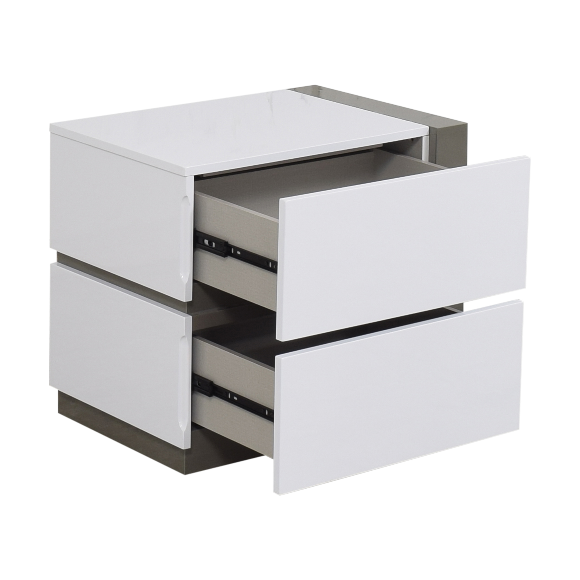 shop Chintaly Imports Manila Right Nightstand Chintaly Imports End Tables