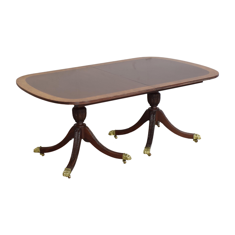 shop Councill Extendable Dining Table Councill