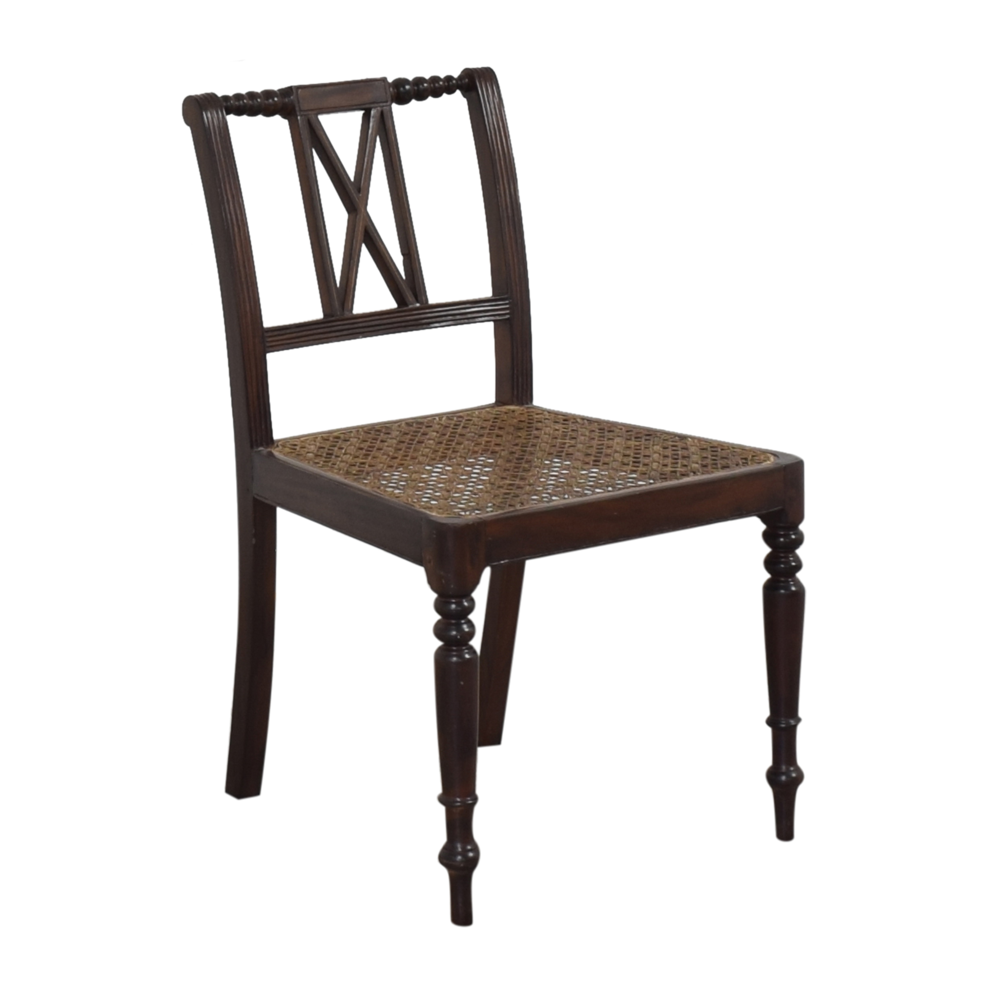 shop  X Back Dining Side Chairs with Cushions online