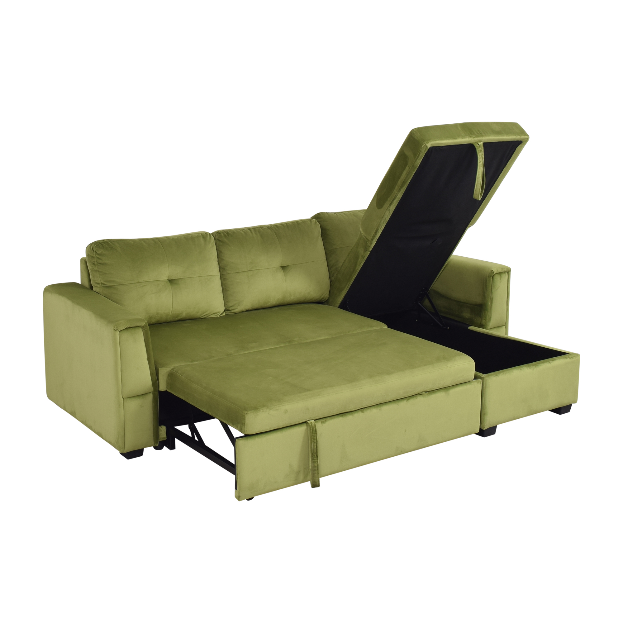 shop Wayfair Wayfair Mercer41 Nelda Round Arm Sleeper Sofa online