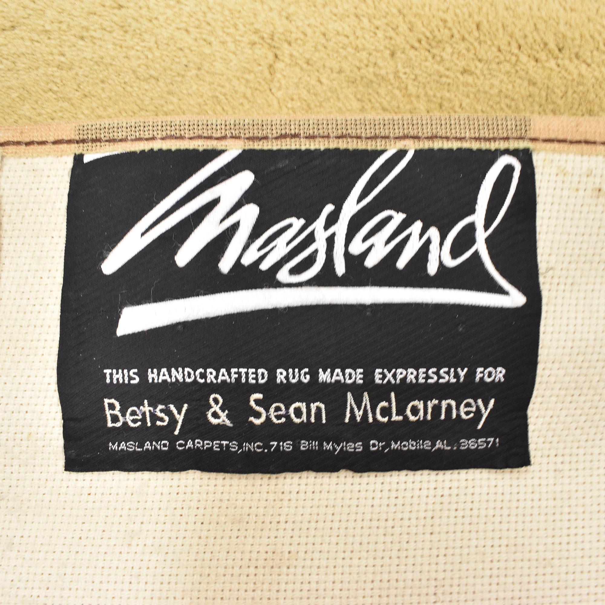 Masland Geometric Area Rug sale