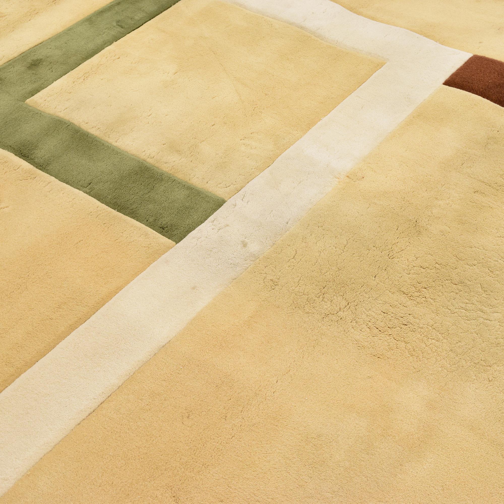 Masland Masland Geometric Area Rug