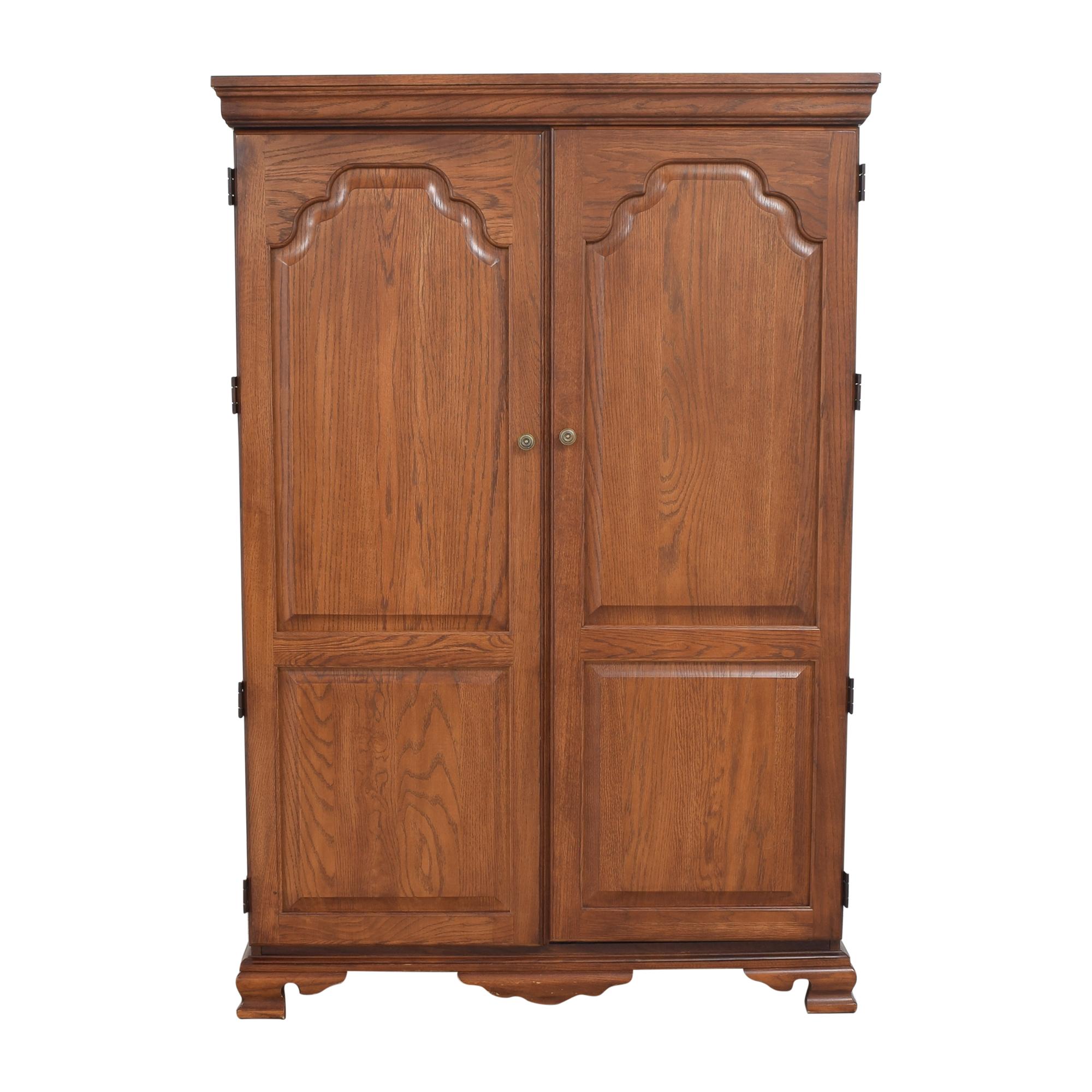 buy Riverside Furniture Office Armoire Riverside Furniture Storage