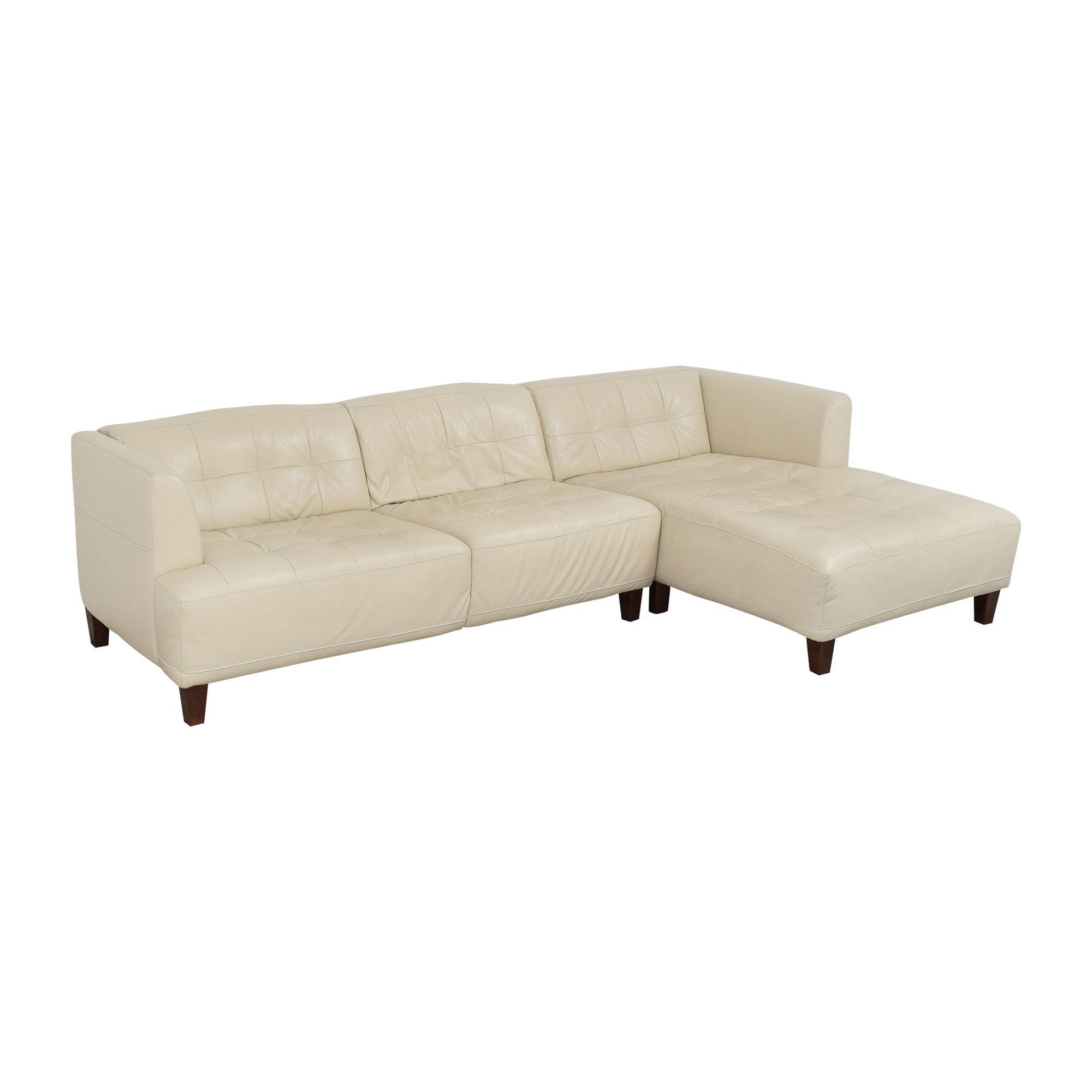 Chateau d'Ax Chateau d'Ax Chaise Sectional Sofa on sale
