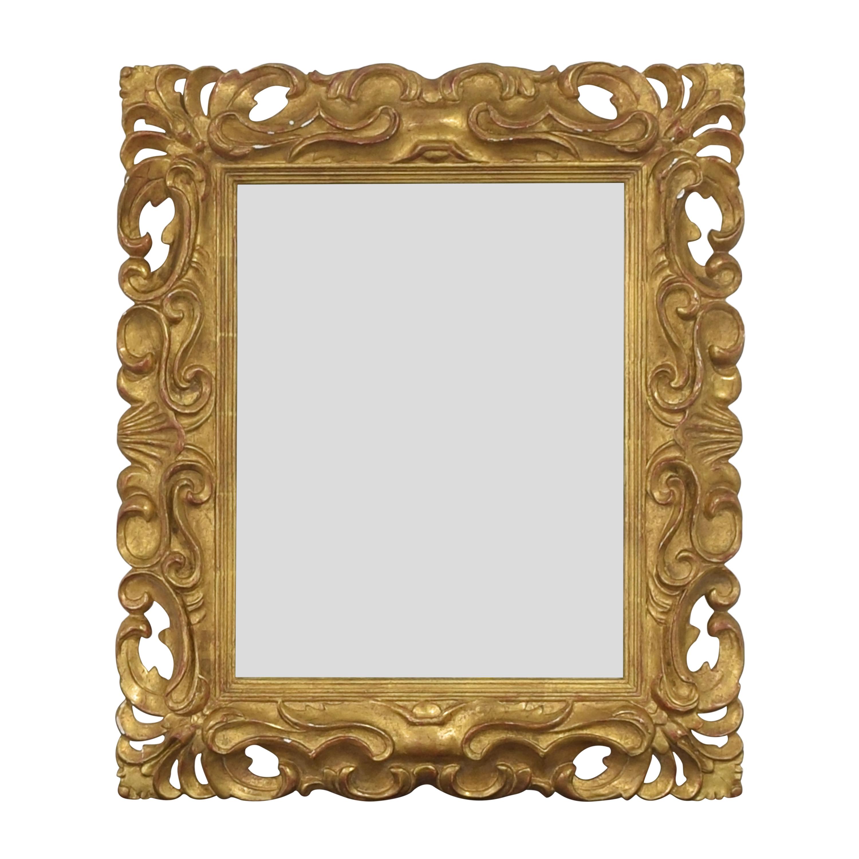 Ornate Framed Wall Mirror dimensions