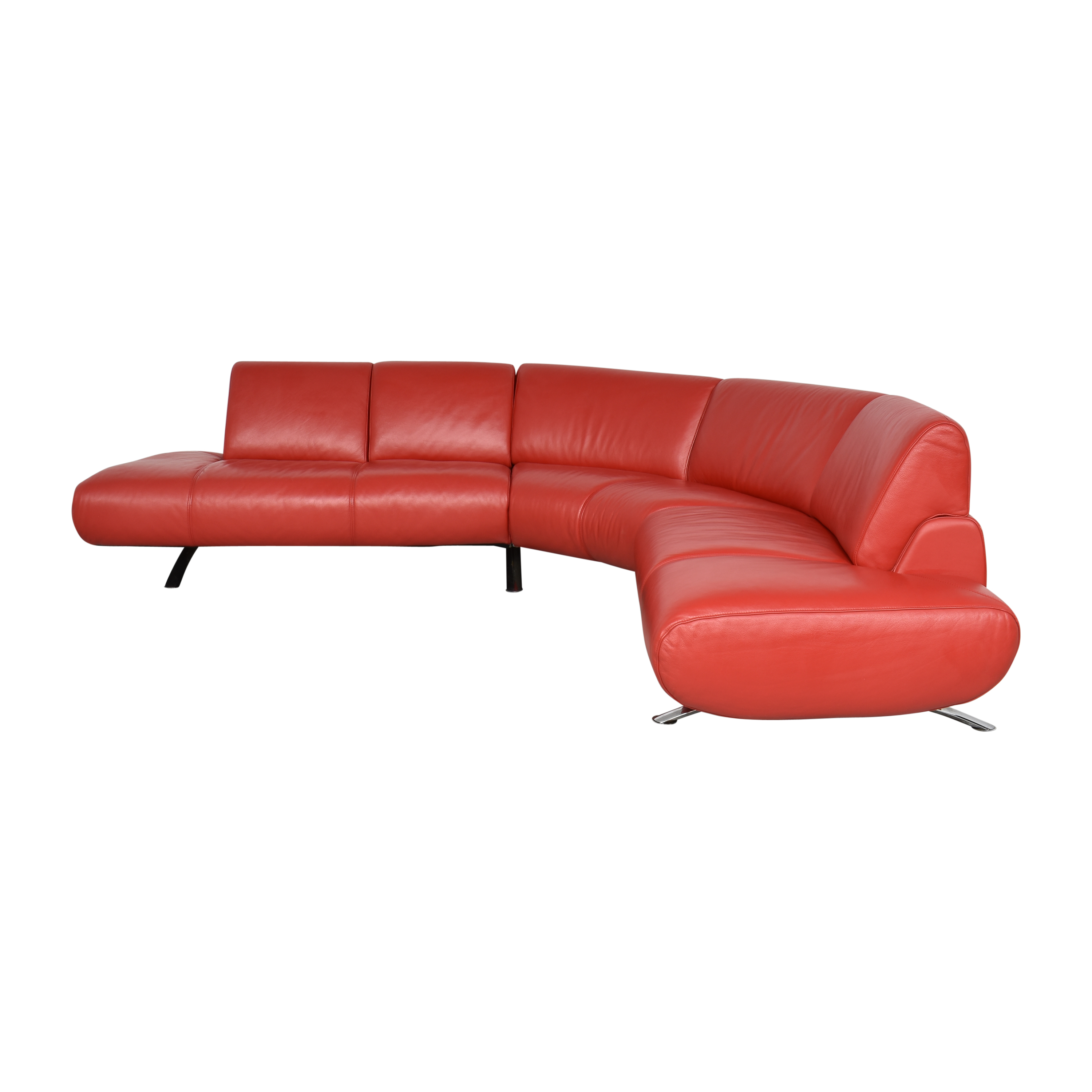 W. Schillig W. Schillig L Shaped Sectional ct