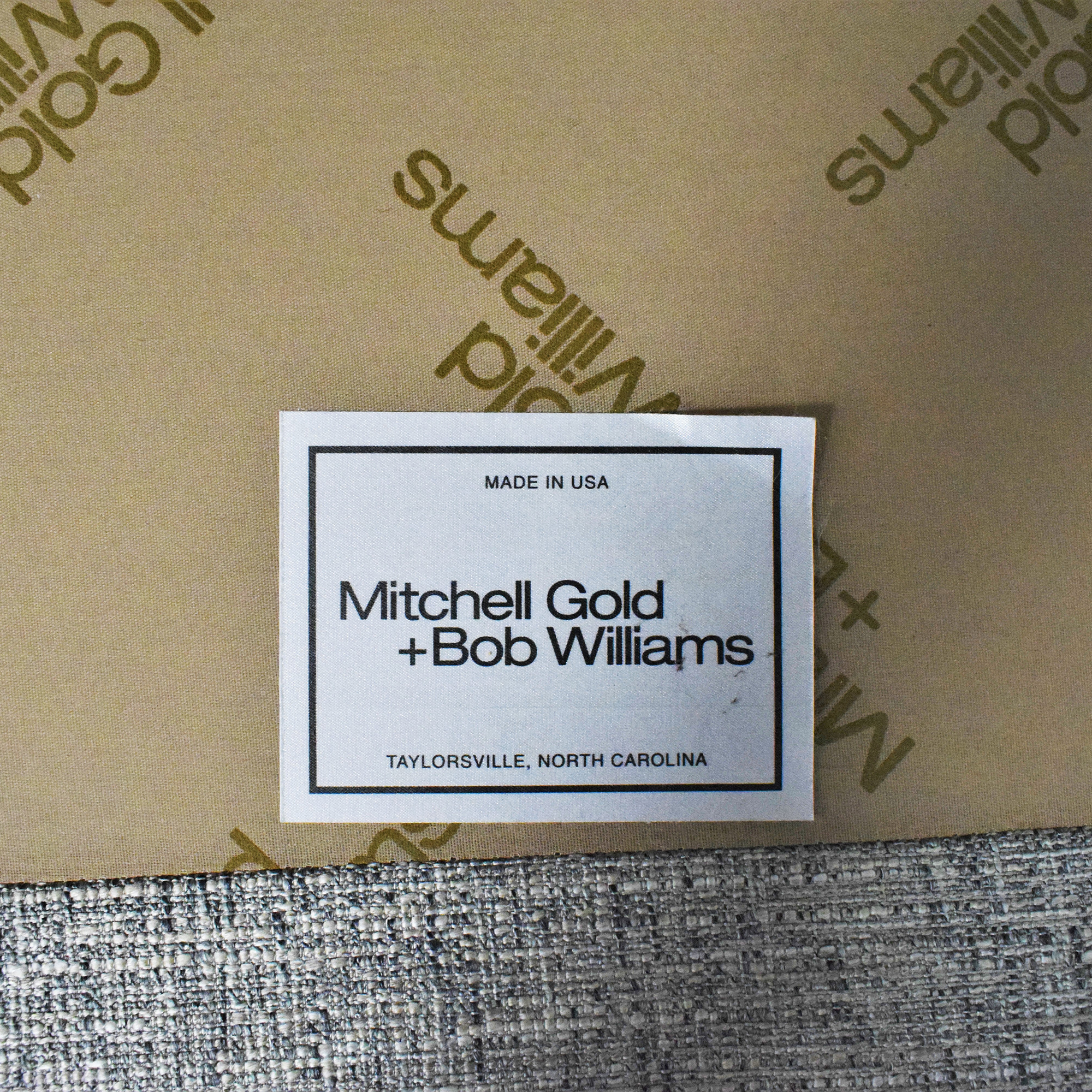 Mitchell Gold + Bob Williams Mitchell Gold + Bob Williams Chaise Sectional nyc