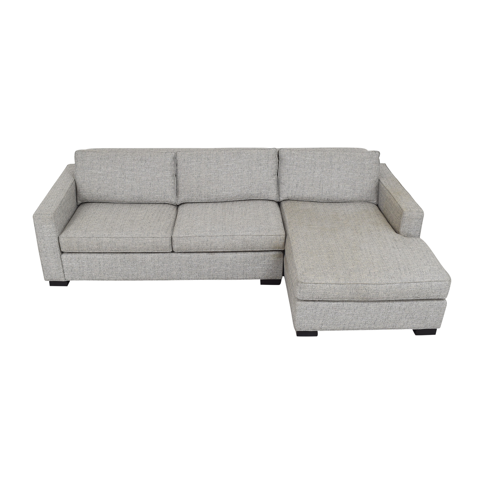 Mitchell Gold + Bob Williams Chaise Sectional sale