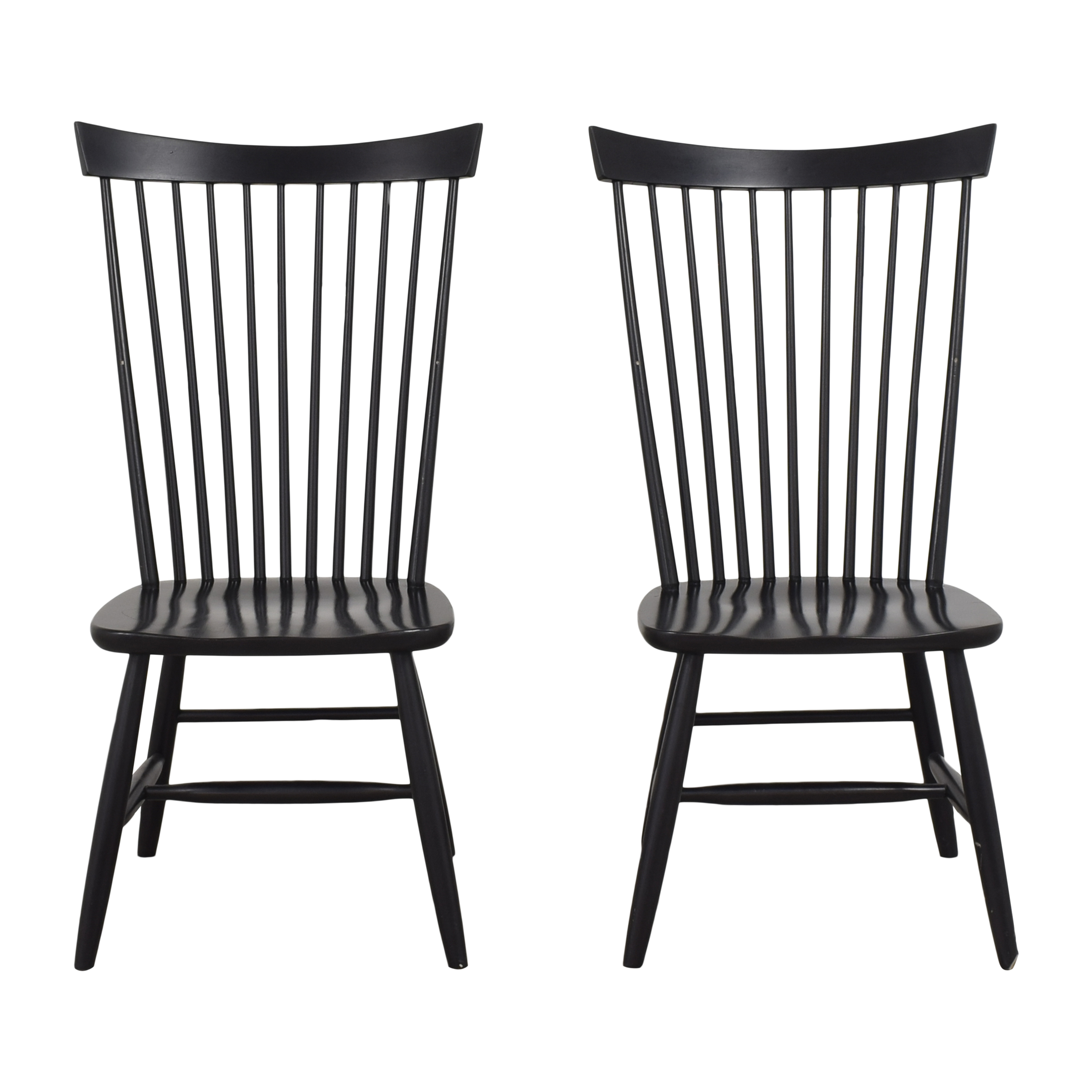 Crate & Barrel Crate & Barrel Marlow II Dining Chairs Chairs