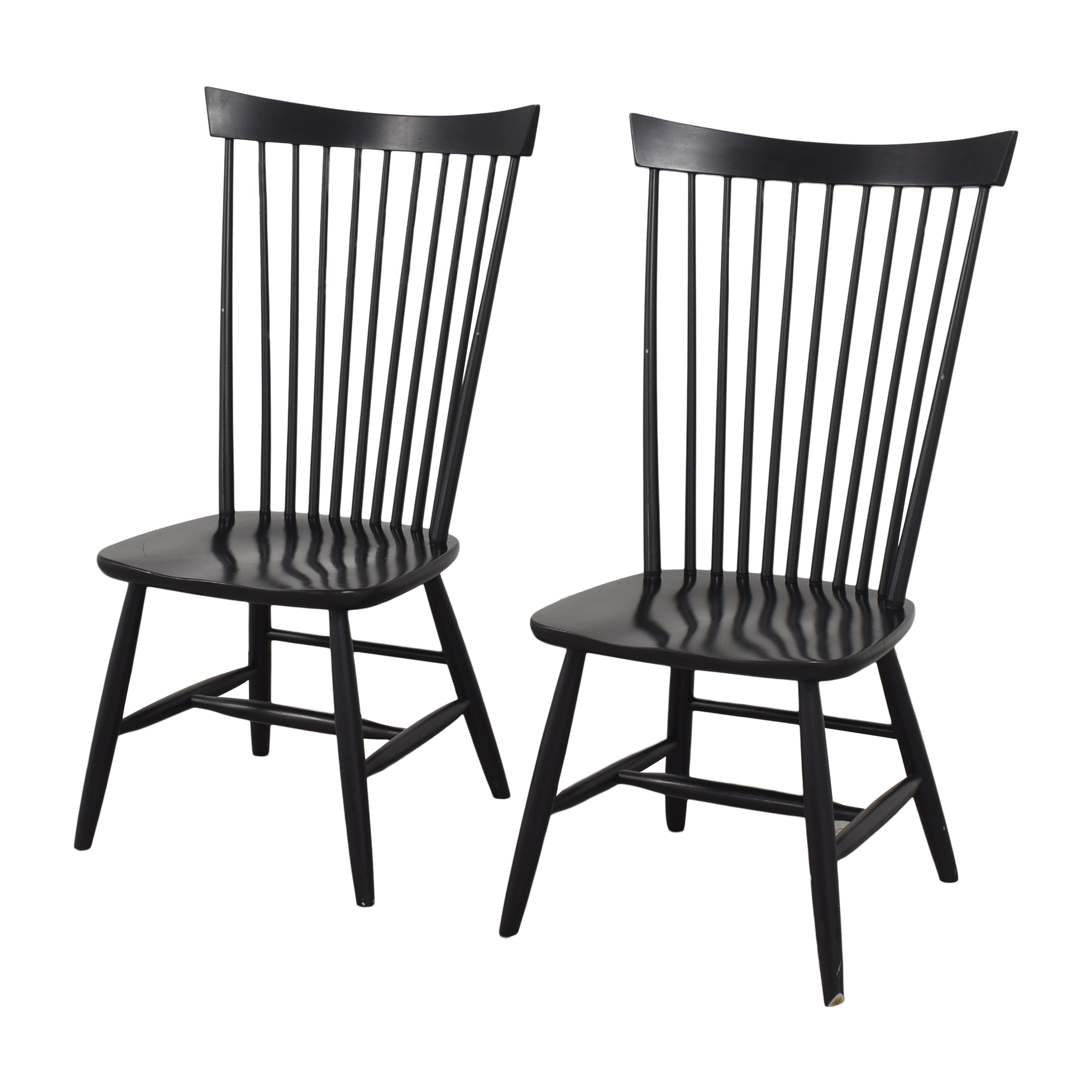 Crate & Barrel Crate & Barrel Marlow II Dining Chairs coupon