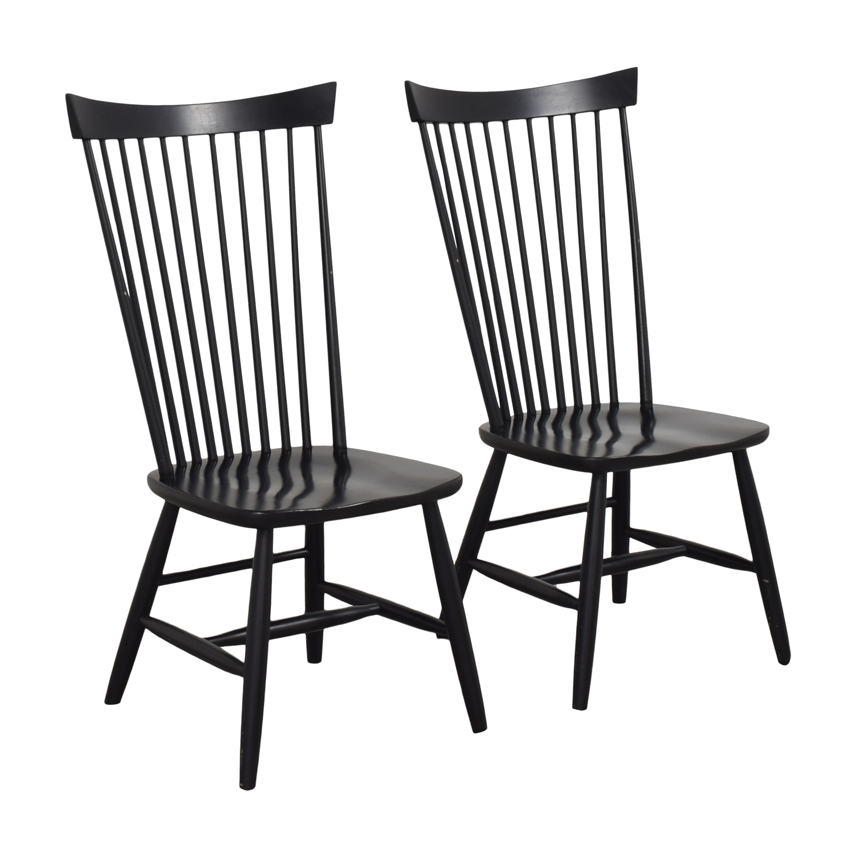 Crate & Barrel Crate & Barrel Marlow II Dining Chairs ct