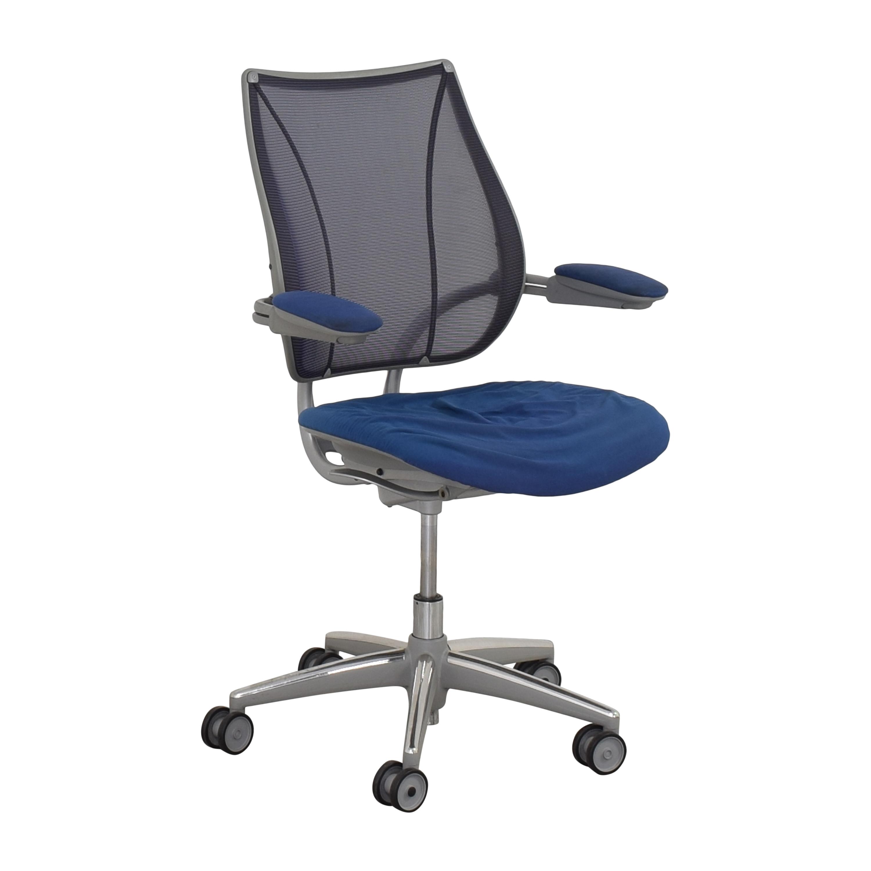 buy Humanscale Liberty Swivel Chair Humanscale
