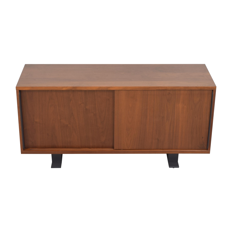 CB2 CB2 Modern Media Cabinet for sale