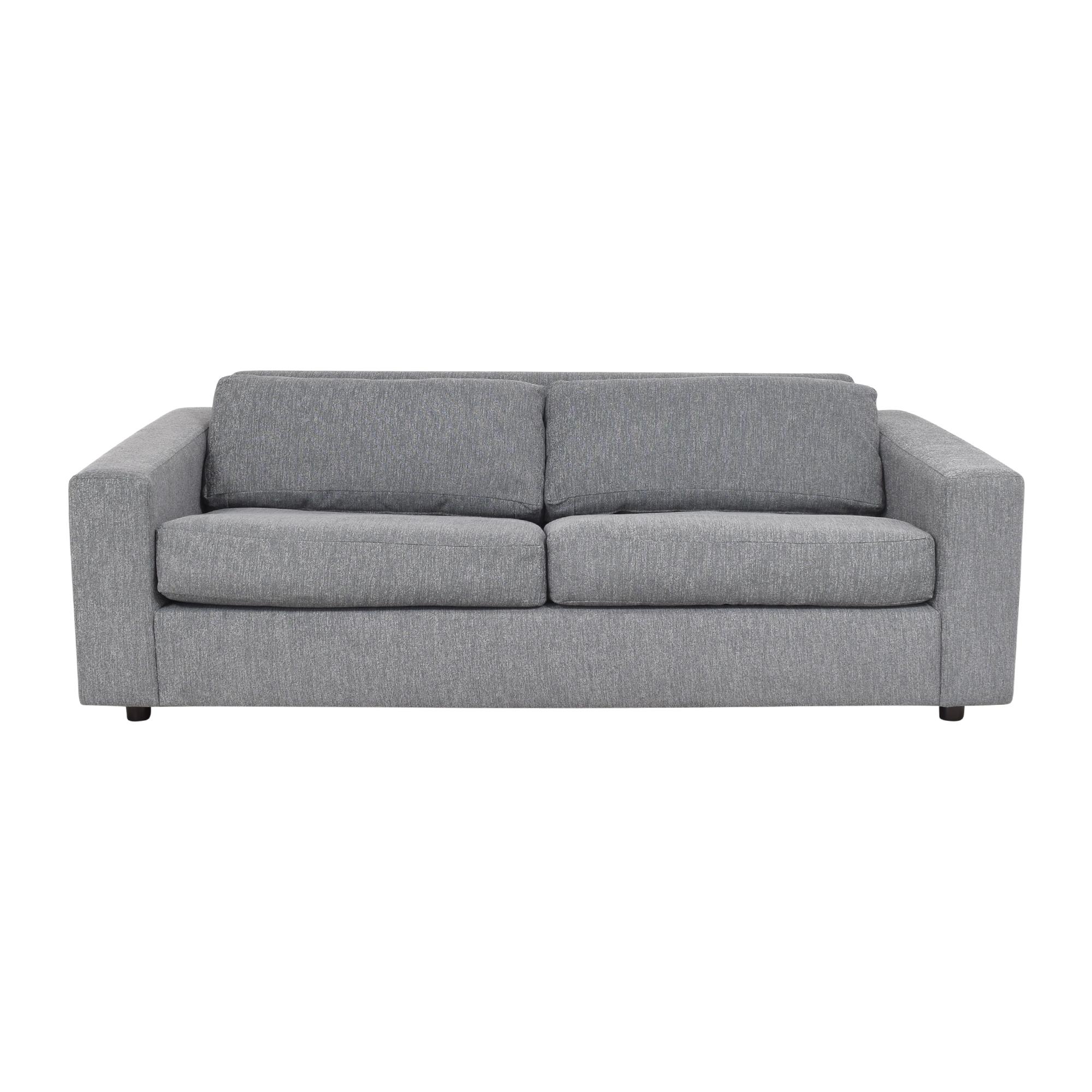 West Elm West Elm Urban Queen Sleeper Sofa ct