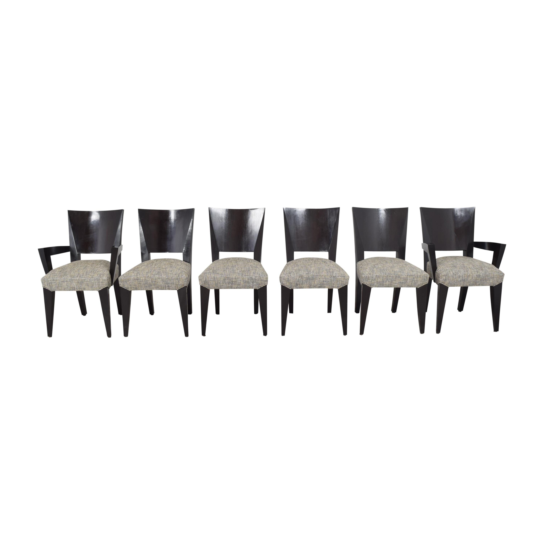 Dakota Jackson Dakota Jackson Ocean Dining Chairs