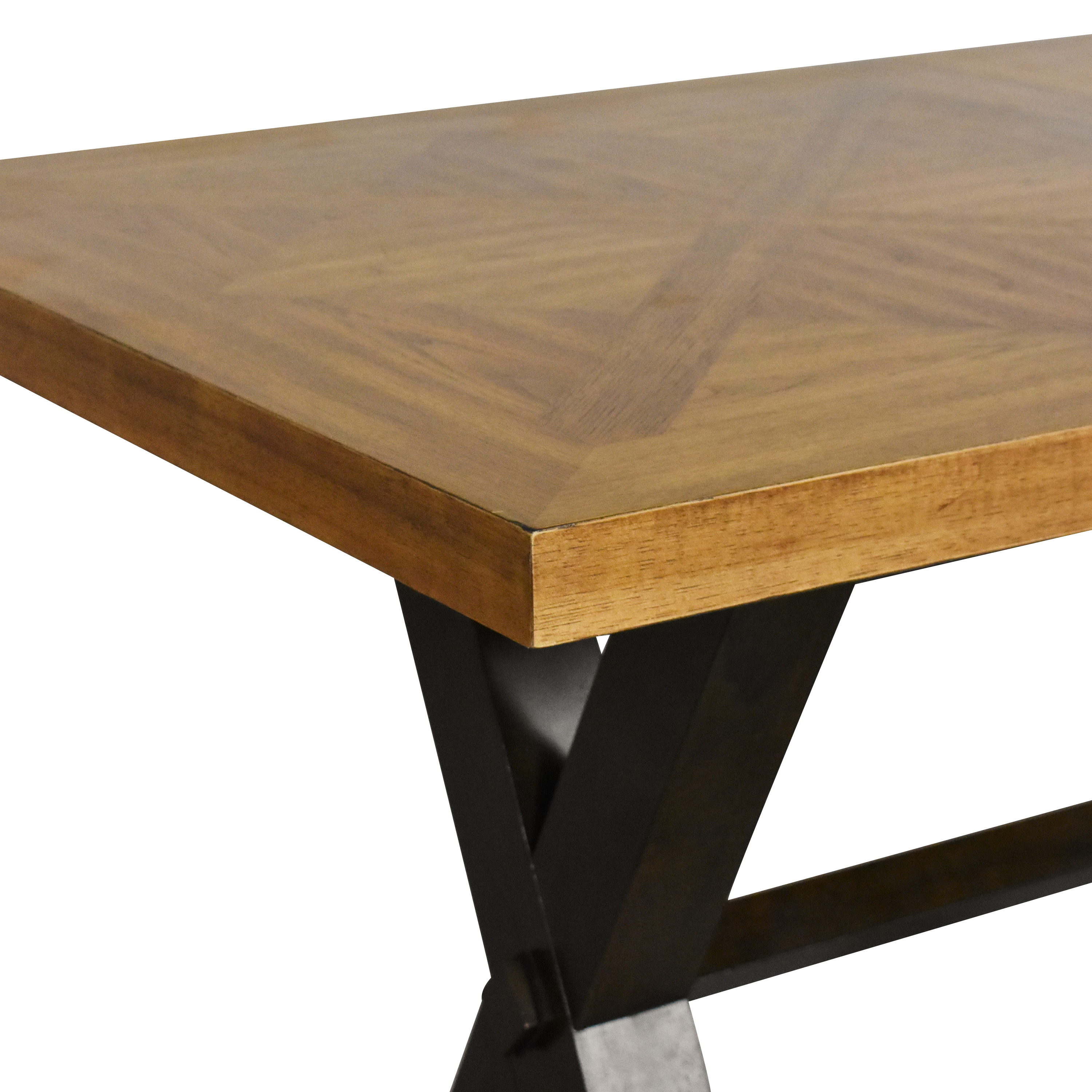 Raymour & Flanigan  Raymour & Flanigan Wexford Counter Height Dining Table used