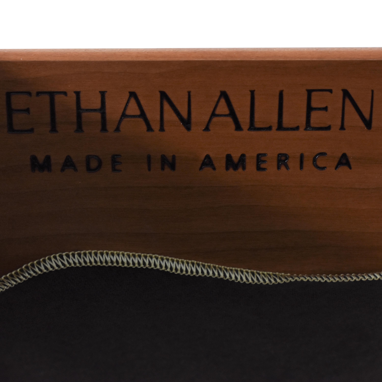 Ethan Allen Georgian Court Flip Top Server Buffet Ethan Allen