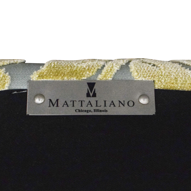 buy Mattaliano Flea Market #1 Dining Arm Chairs Mattaliano Chairs