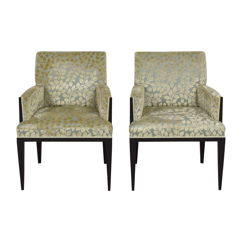 Mattaliano Mattaliano Flea Market #1 Dining Arm Chairs multi