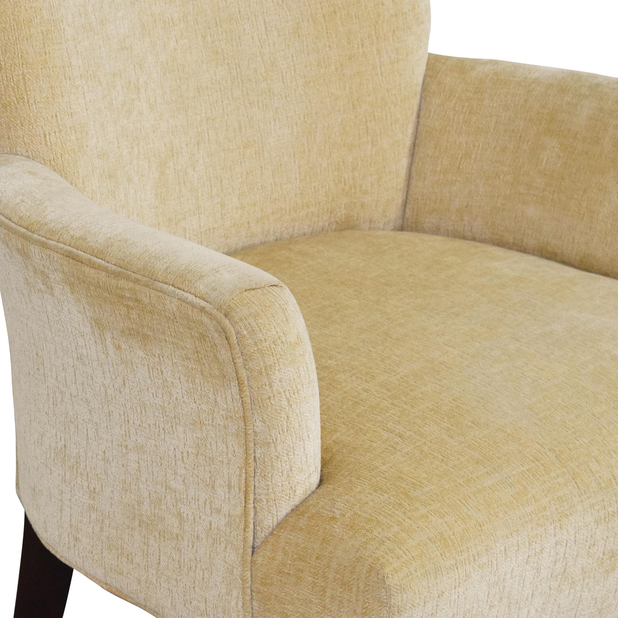 Crate & Barrel Crate & Barrel Accent Arm Chair pa