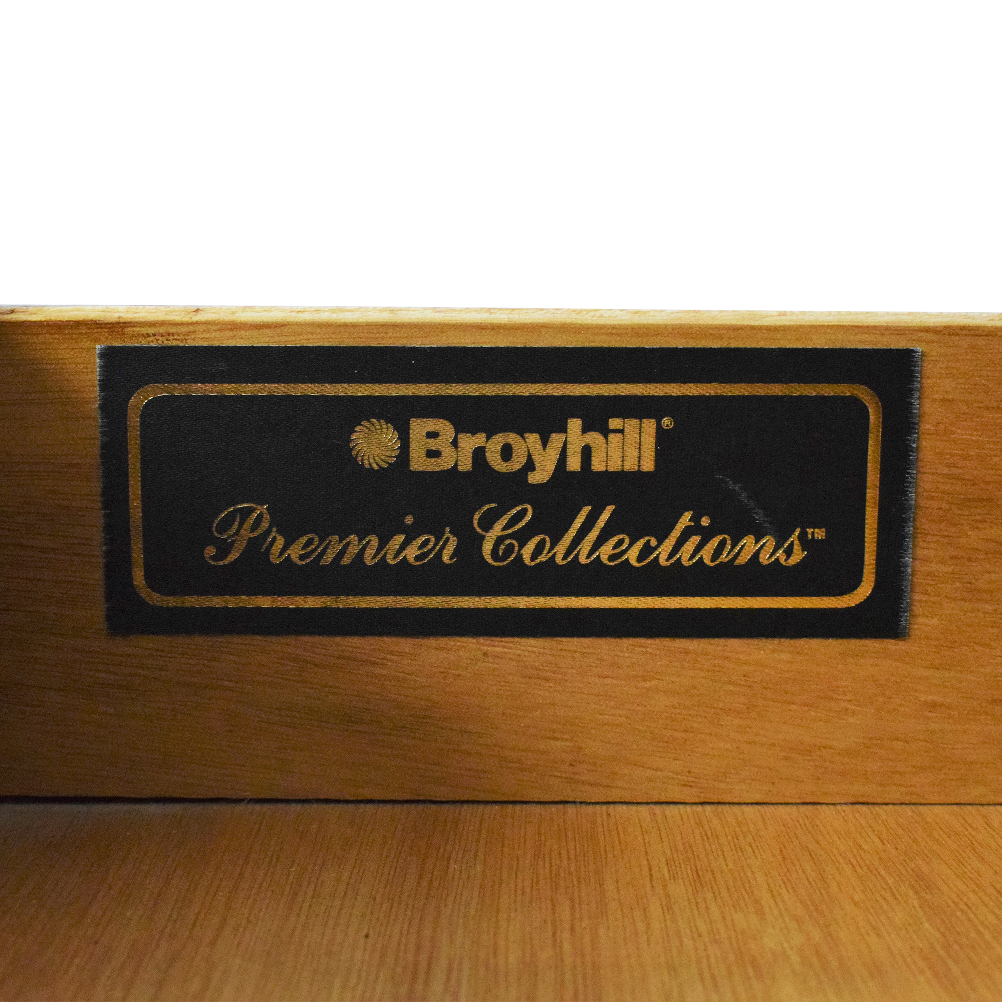 buy Broyhill Furniture Chippendale Highboy Dresser Broyhill Furniture