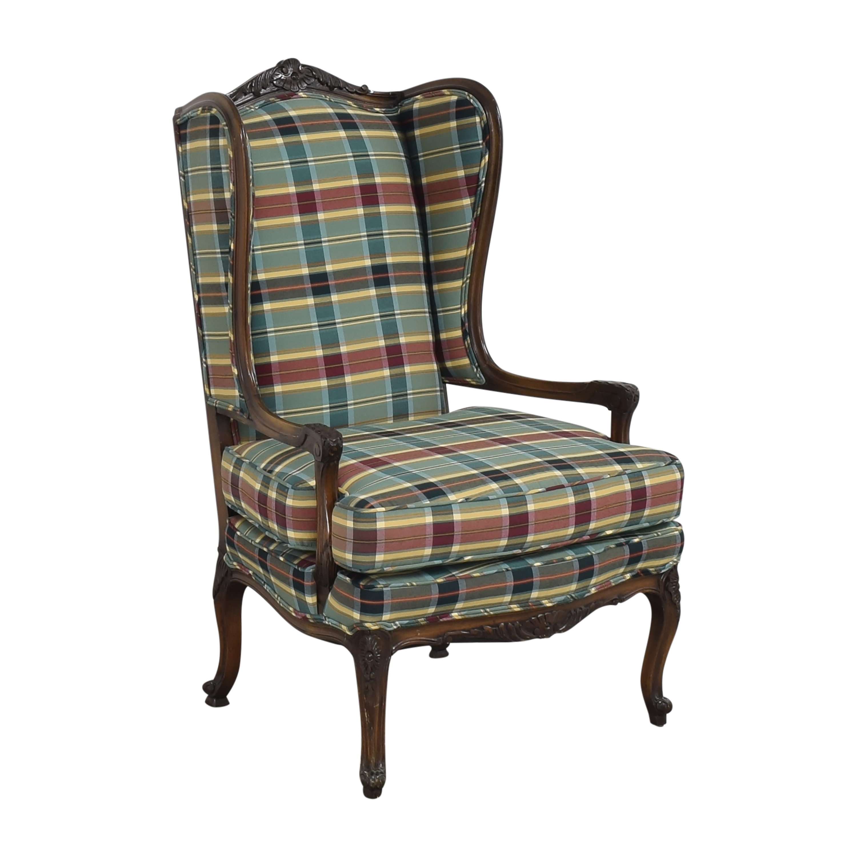 Wing Back Accent Chair ct