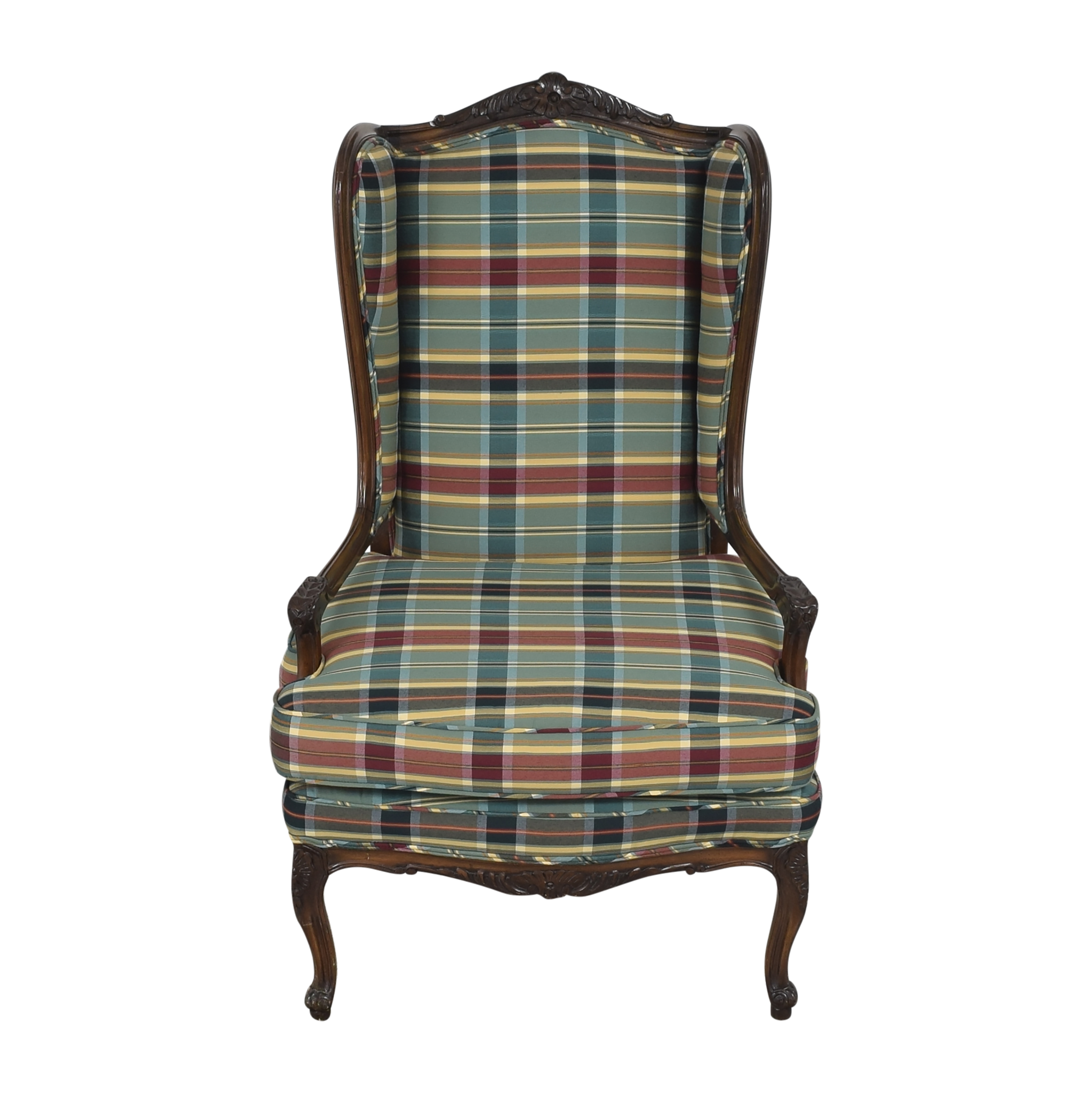 Wing Back Accent Chair / Chairs