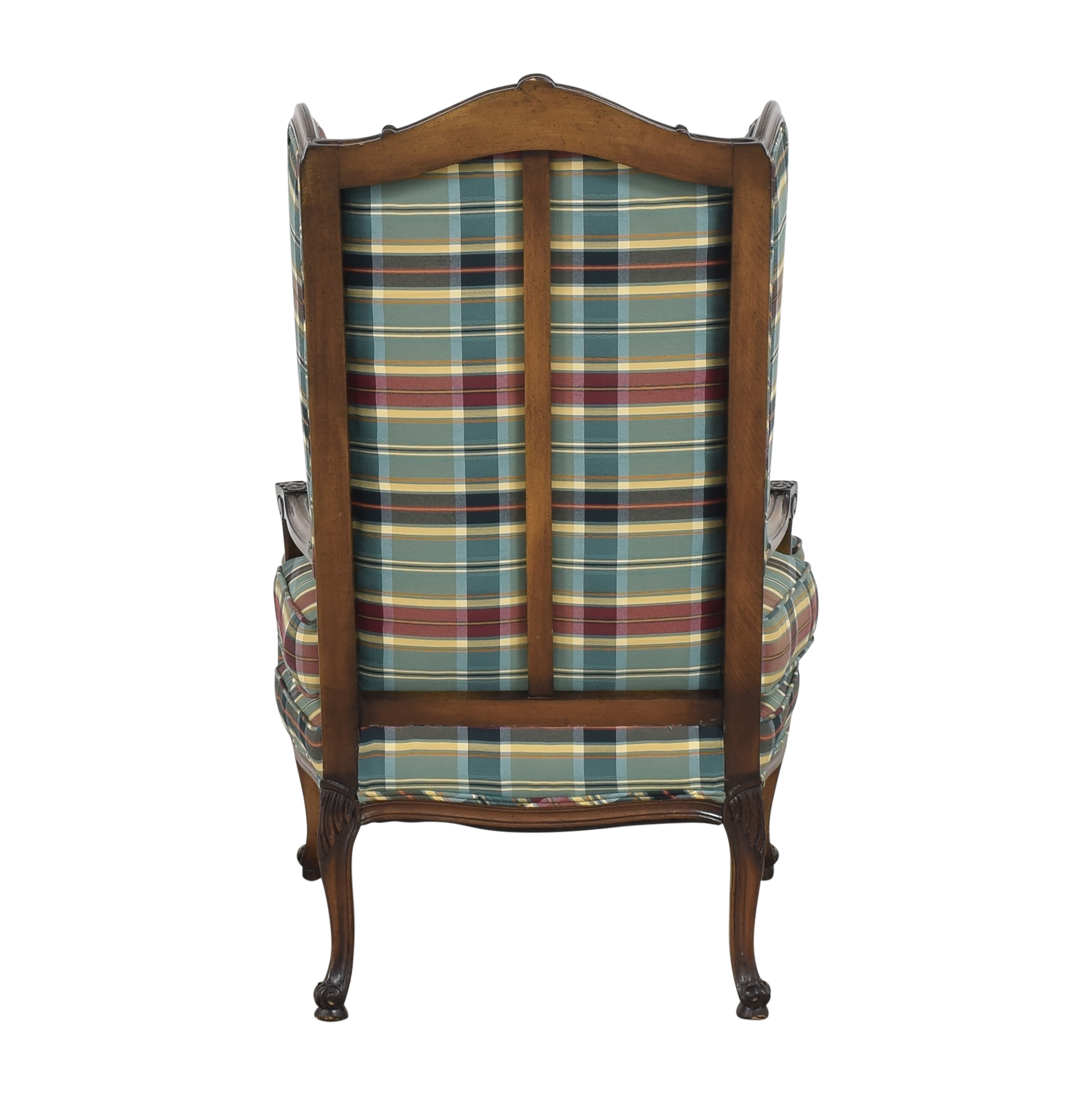 Wing Back Accent Chair nj