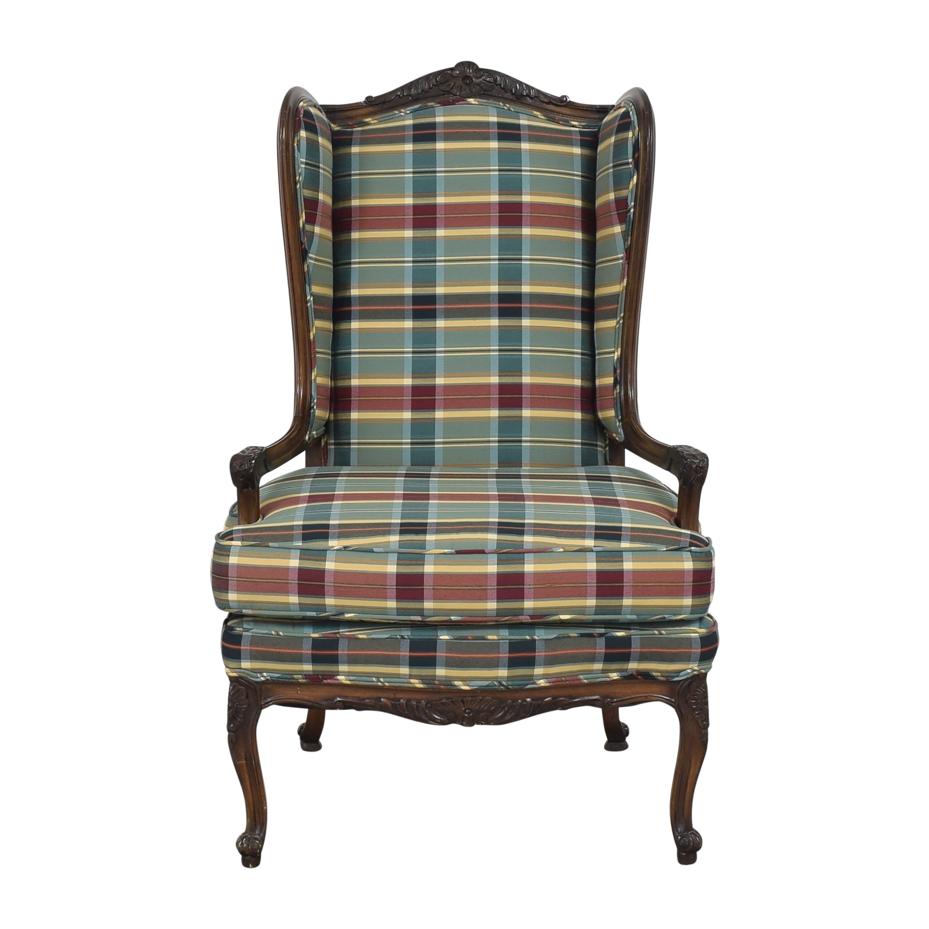 buy Wing Back Accent Chair  Accent Chairs