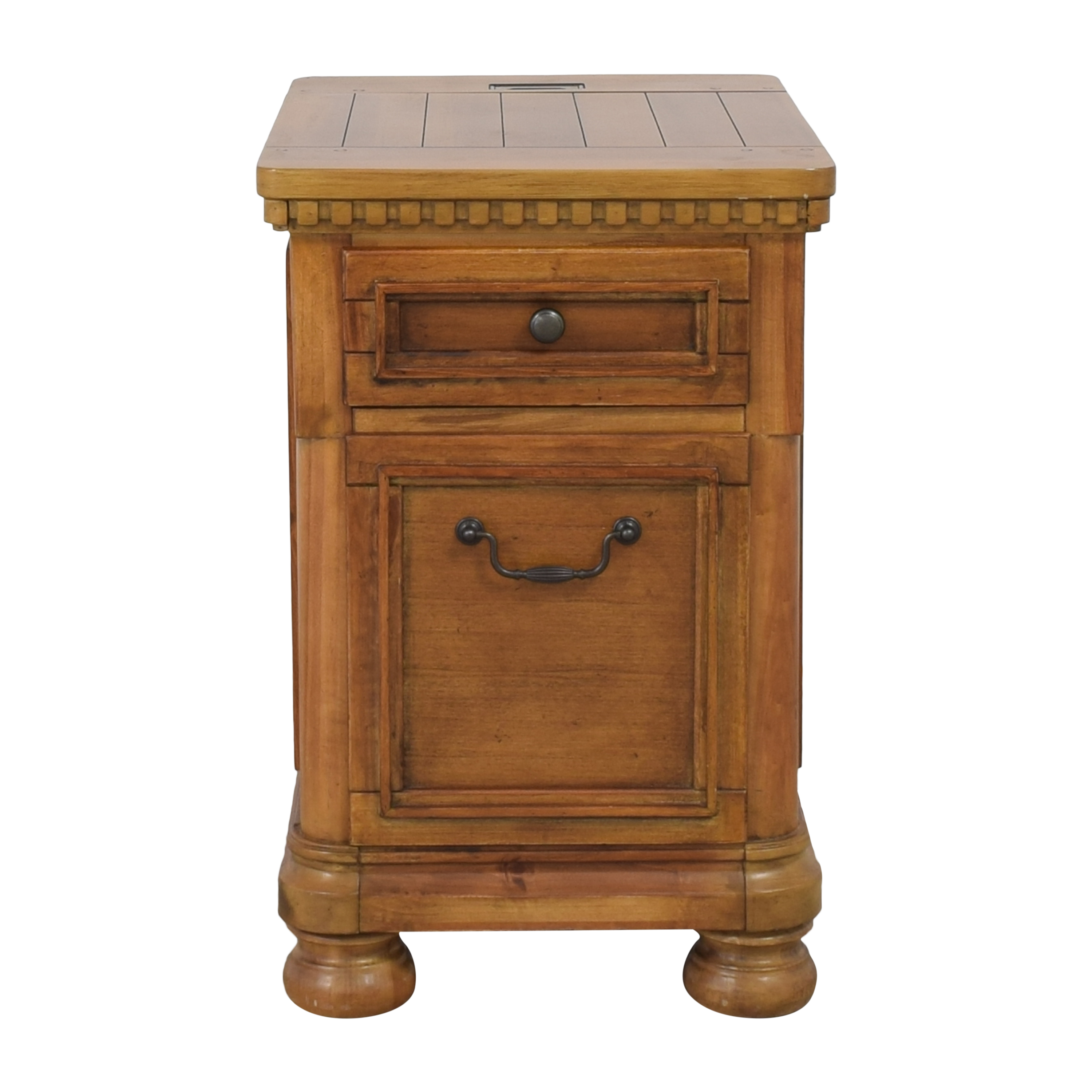 File Cabinet End Table nyc
