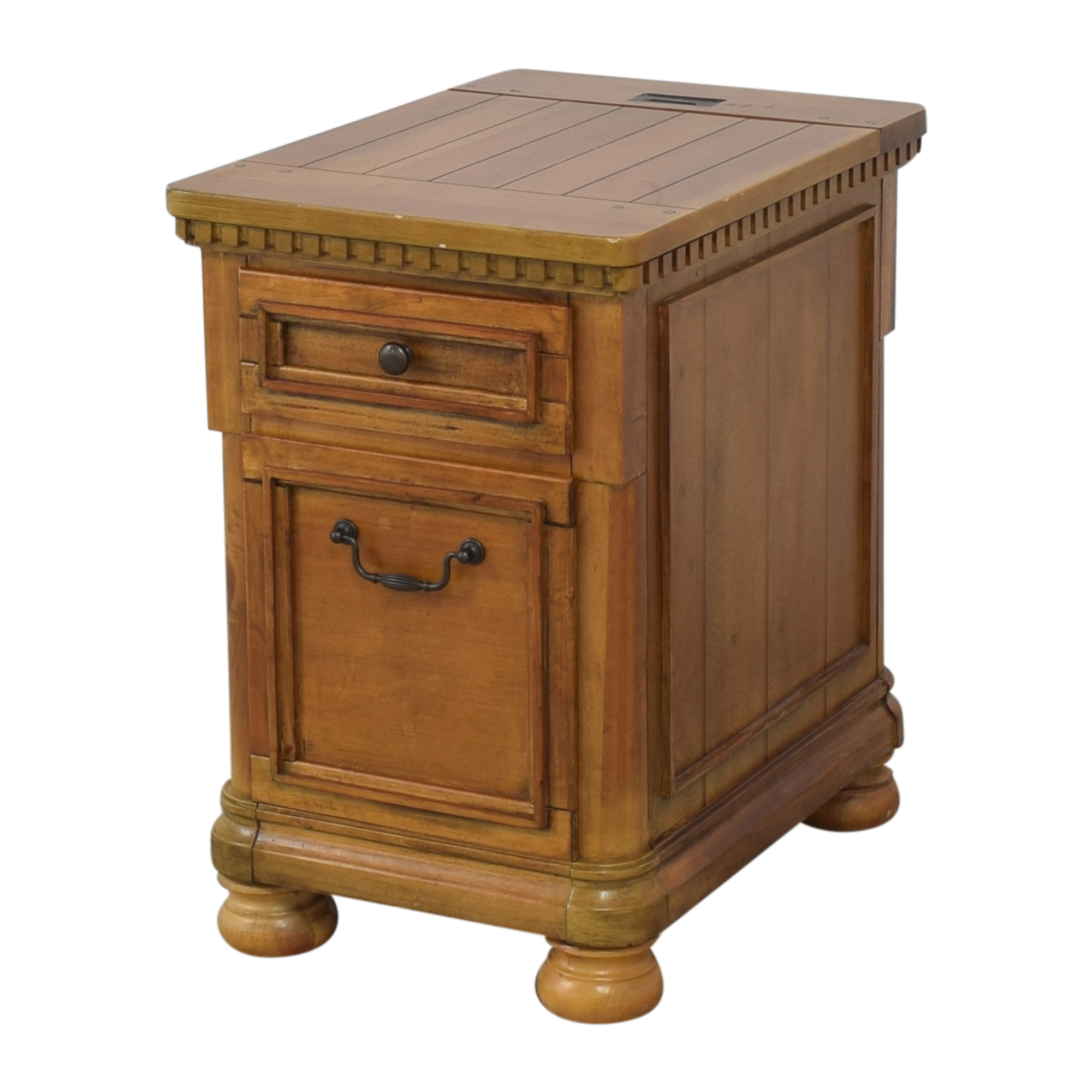 buy  Two Drawer End Table online