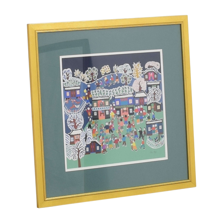 Lee Ngo Framed Wall Art coupon