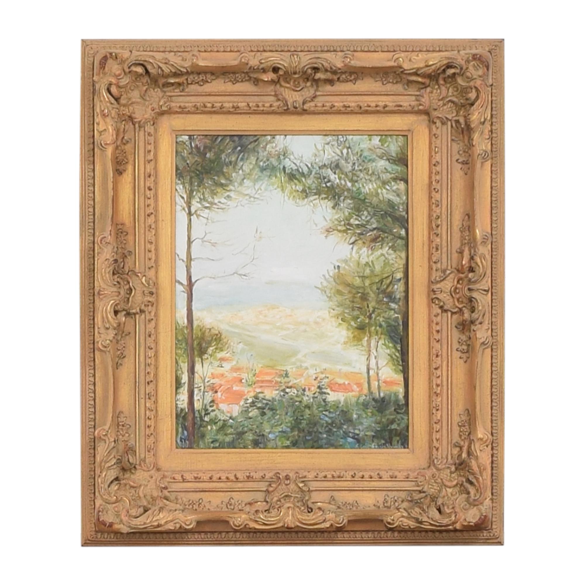 Framed Landscape Wall Art discount