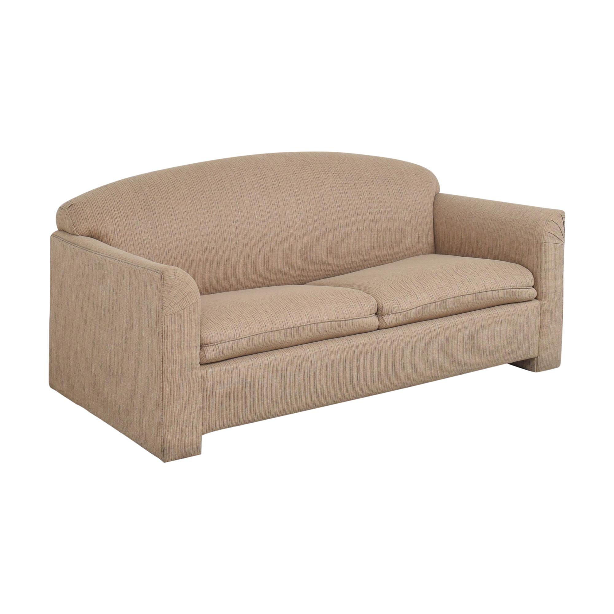 Simmons Simmons Two Cushion Sleeper Sofa Sofas