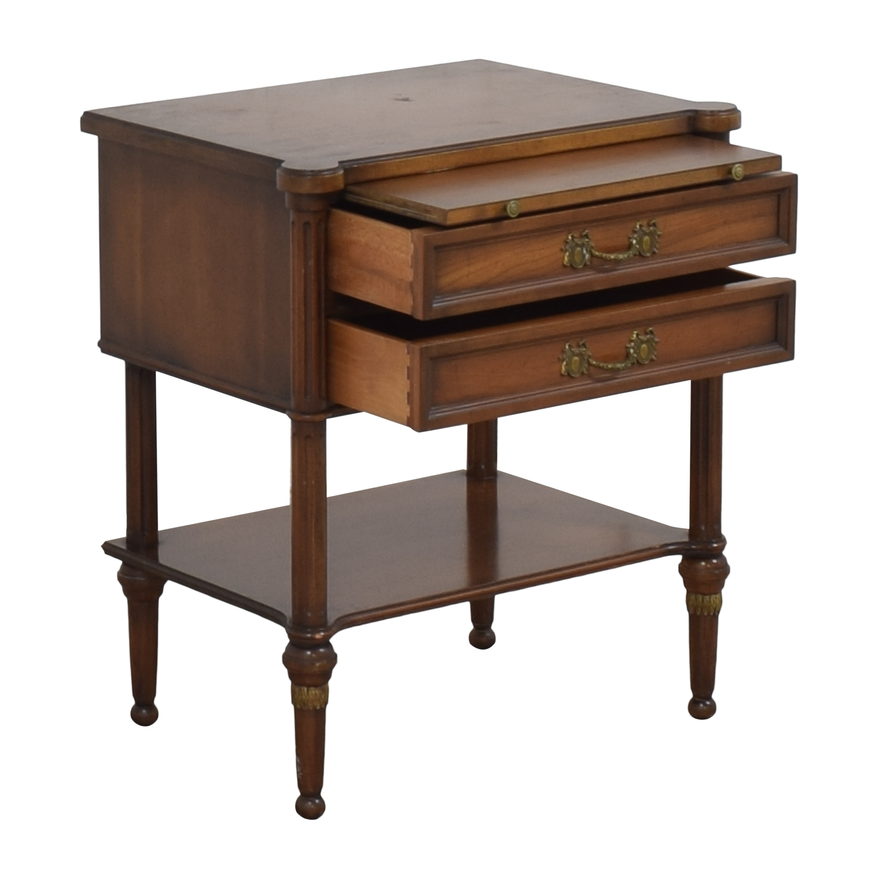 Two Drawer Nightstand / Tables