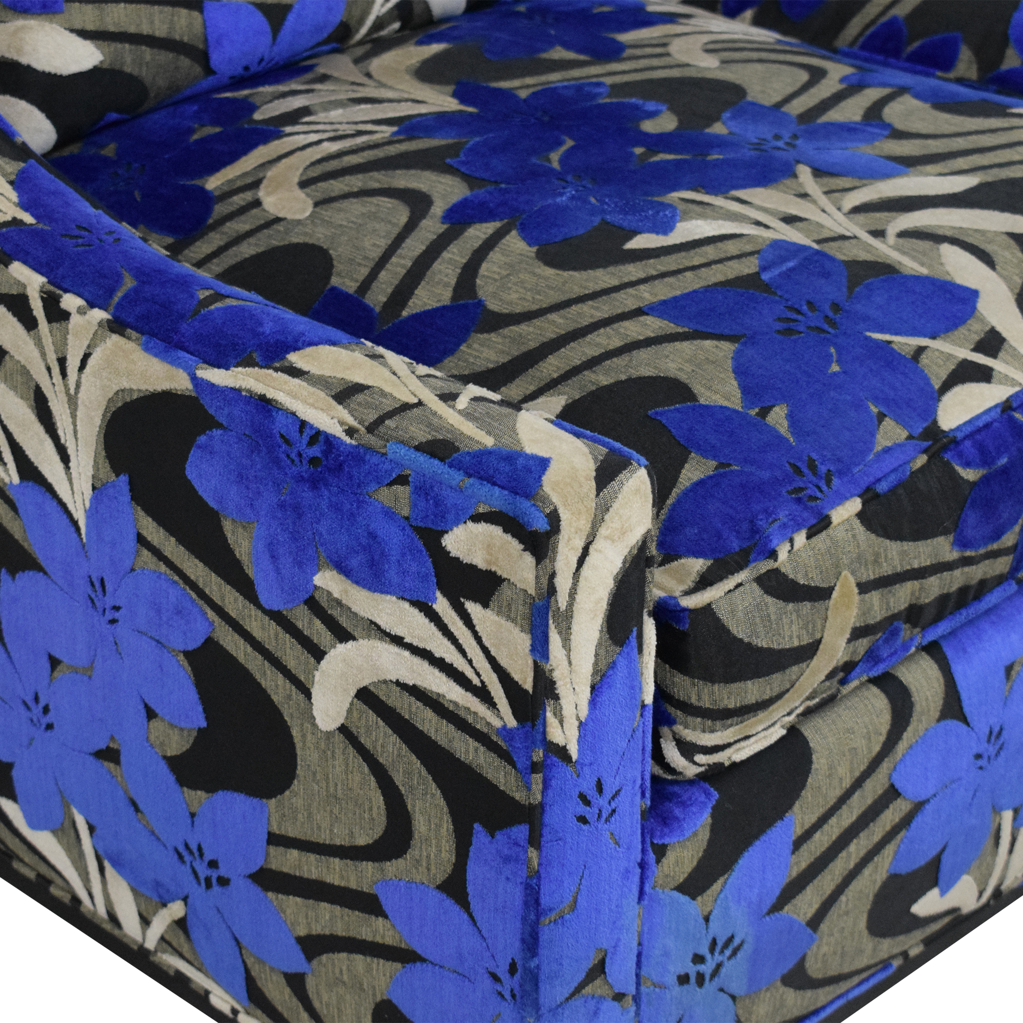 buy Lewis Mittman Custom Roger Thomas Bond Street Sofa Lewis Mittman