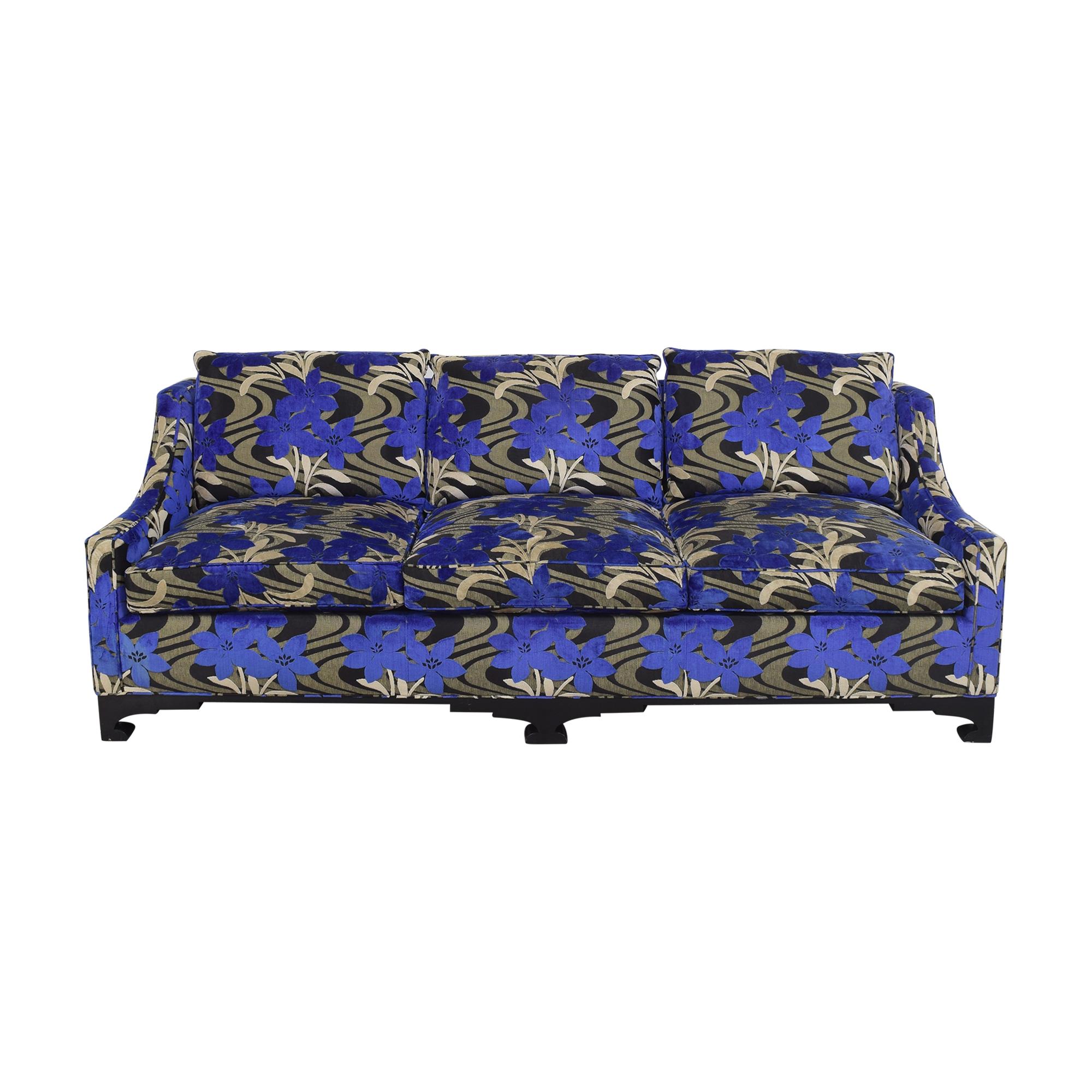 Lewis Mittman Lewis Mittman Custom Roger Thomas Bond Street Sofa on sale
