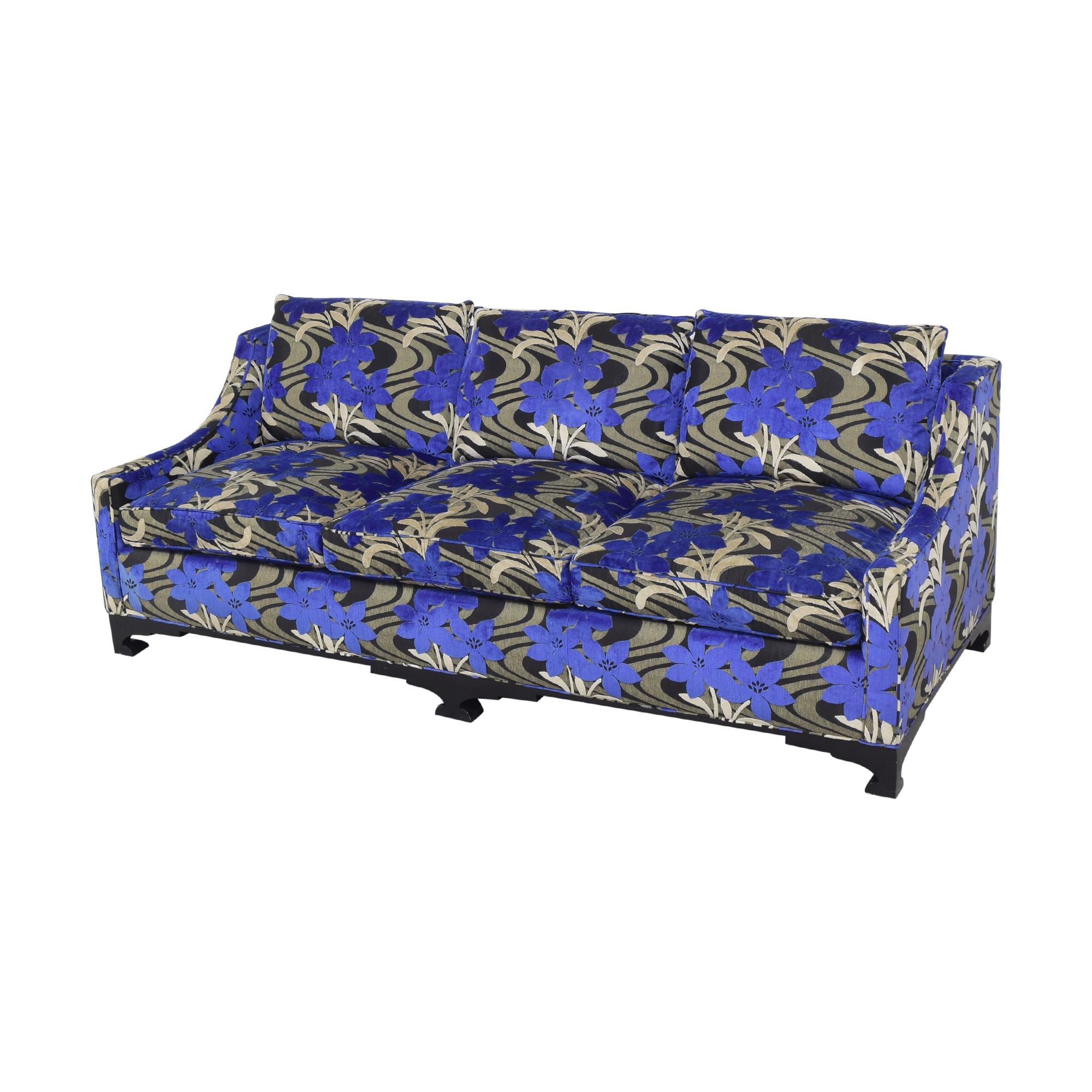 Lewis Mittman Lewis Mittman Custom Roger Thomas Bond Street Sofa discount
