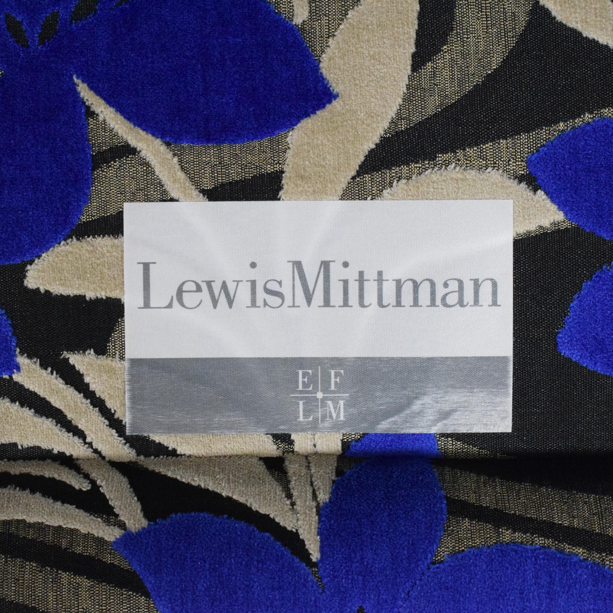 Lewis Mittman Custom Roger Thomas Bond Street Sofa sale
